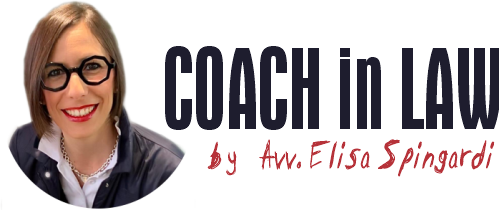 Coach in Law di Elisa Spingardi