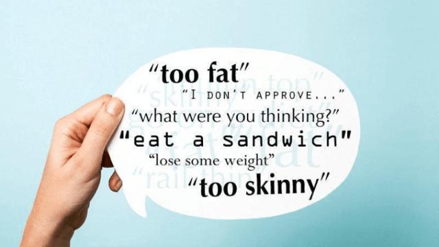 Body shaming tra bullismo e satira